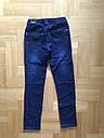 Джинсовые брюки утепленные для мальчиков  Grace 116-146 р.р., фото 7