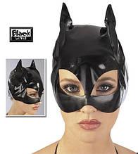 Лаковая маска кошка Black Level Cat Mask