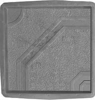 Форма для производства тротуарной плитки «Квадрат восьмиугольный» 40х40