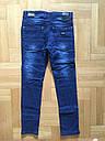 Джинсовые брюки утепленные для мальчиков  Grace 134-164 р.р., фото 6