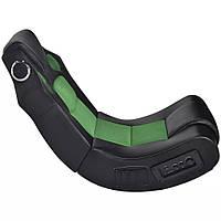 Мультимедійне крісло - качалка з вбудованими динаміками зелений