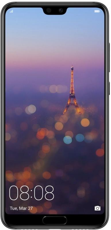 Смартфон Huawei P20 Pro Dual Sim Black