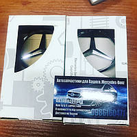 Значок на капот мерседес Mercedes a2218800086