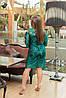 Платье  БАТАЛ  в расцветках 05450А, фото 6