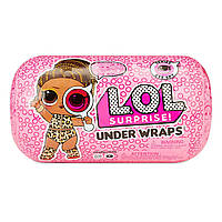 Кукла Лол Капсула 2 линия, L.O.L. Surprise Under Wraps Doll- Series Eye Spy, MGA, Оригинал из США!, фото 1