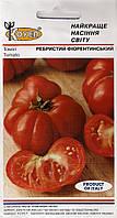 Семена томатов Ребристый Фиорентинськый масса 150-170 г., фото 1