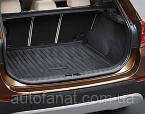 Оригинальный коврик багажного отделения BMW X1 (E84) (51472158364)