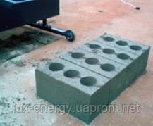 Віброверстат Команч для виробництва будівельних блоків, фото 2