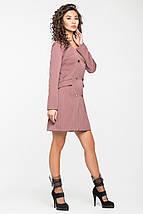 Женское деловое двубортное платье(5122-5123-5121ie), фото 3