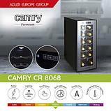 Холодильник для вина Camry CR 8068, фото 2