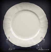 Тарелка десертная Thun Bernadotte (Обводка золото) 6 штук d19 см фарфор (311011M з)