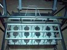 Вибростанок Команч для производства строительных блоков, фото 2