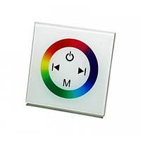 Контроллер RGB OEM 12A-Touch White  встраиваемый