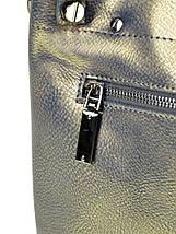 Сумка Женская Классическая кожа ALEX RAI 10-03 322 pearlscent-gold, фото 2
