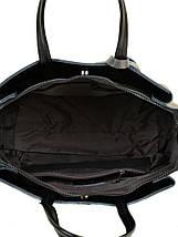 Сумка Женская Классическая кожа ALEX RAI 10-03 8682 black, фото 3