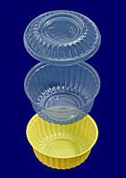 Упаковка круглая арт.250 с крышкой арт.250РК, фото 1