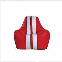 "Кресло-мешок ""Ferrari Sport"" эко-кожа, фото 1"