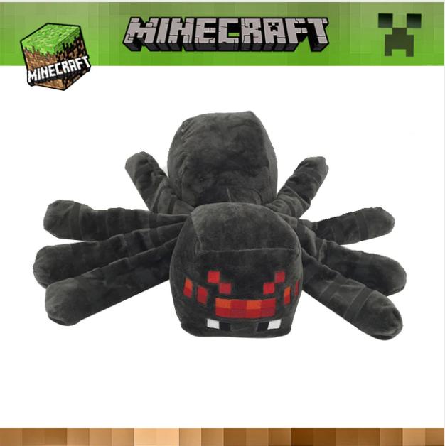 Мягкая игрушка Майнкрафт Паук Spider Minecraft