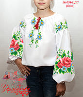 "Сорочка для дівчинки ""БОХО"" (Пошита заготовка)"