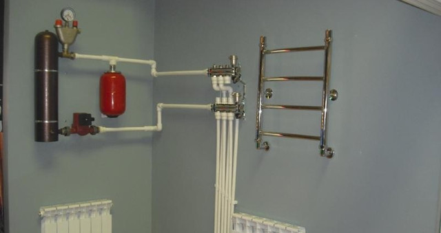 индукционных водонагревателей с котлом