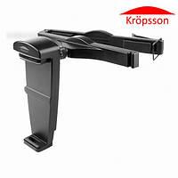 Автодержатель для планшета 7 - 8 дюймов на подголовник Kropsson HR-H750FTP