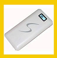 SALE!Портативный аккумулятор Power Bank Samsung Big S 30000mA (белые и черные)