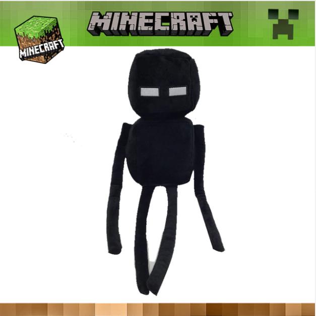 Мягкая игрушка Майнкрафт Эндермен Enderman Minecraft