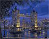 Раскраска по номерам Тауэрский мост худ Финале, Роберт (VPS049) 50х65 см