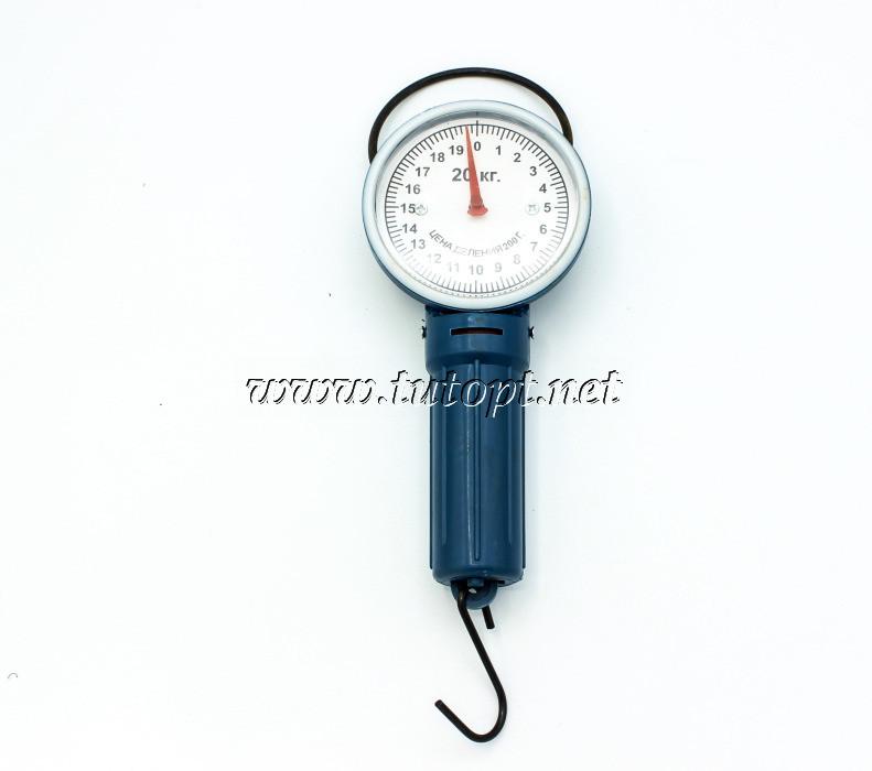 Кантер (20 кг) механические пружинные весы