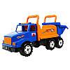 Машинка для катания МАГ синяя ОРИОН 211 (670x290x460 мм)