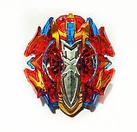BeyBlade Xcalibur X4 B-120 / Бейблэйд Экскалибур Х4 / Икскалибур(красный с синим) И