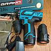 Дрель аккумуляторная GRAND ДА-12DFR, фото 2