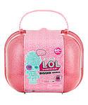 Куклы Лол декодер в чемодане 60 сюрпризов / L.O.L. Surprise! Doll Bigger Surprise