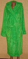 Женский халат длинный 42-54