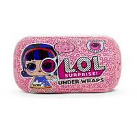 Кукла ЛОЛ в капсуле 4 сезон Декодер / L.O.L. Surprise! Under Wraps Doll - Series Eye Spy 1A ОРИГИНАЛ