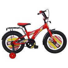 Велосипед двоколісний для дітей velox