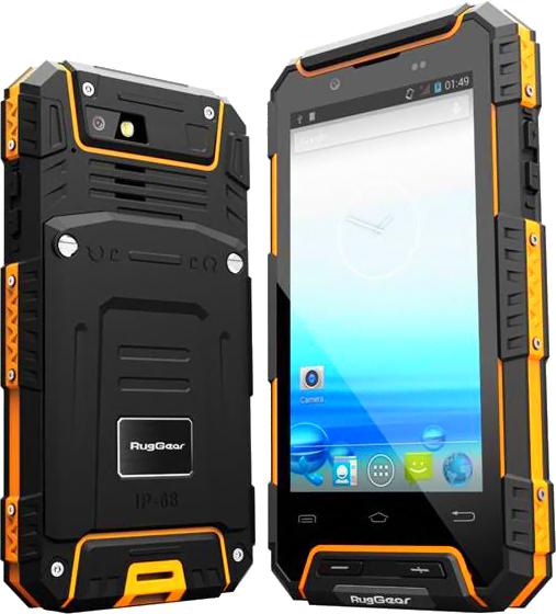 Мобильный телефон Ruggear rg 702