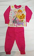 Костюм-пижама Анна и Эльза 2-3 года, фото 1