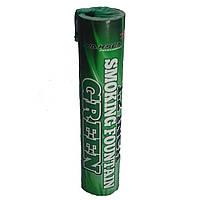 ЦВЕТНОЙ ДЫМ ЗЕЛЕНЫЙ ГУСТОЙ (Дымовая шашка профессиональная) Smoke Bombs 60секунд MA0513/G