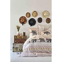 Постельное белье Karaca Home ранфорс - Sandy blush 2019-1 евро