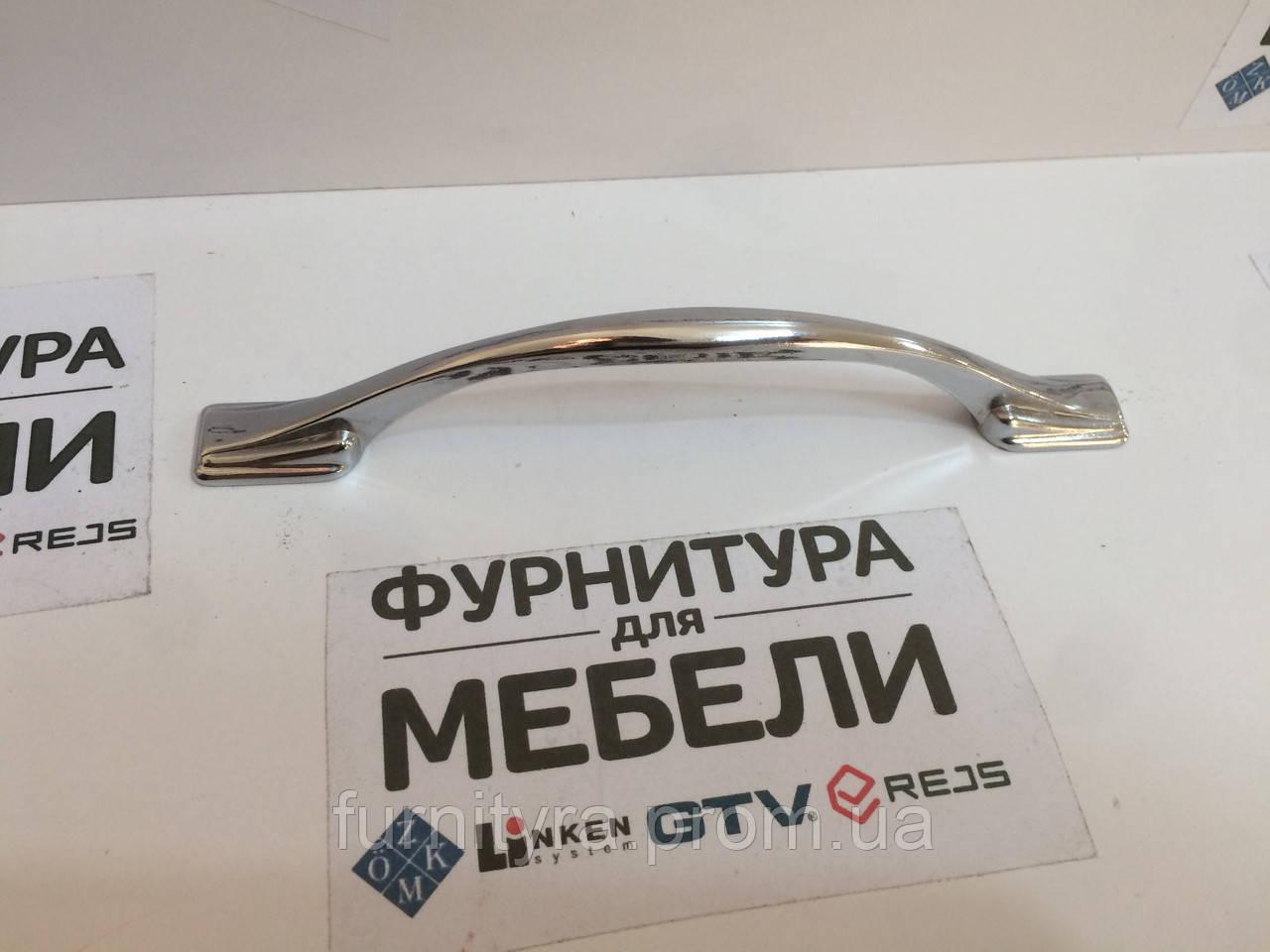 Ручка 96mm KLAS Хром