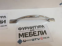 Ручка 96mm KLAS Хром, фото 1