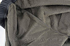 Лосины женские на меху Верблюжья шерсть  в больших размерах, фото 2