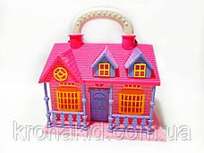 Игровой набор дом и музыкальная машина для кукол Лол  / Lol дом ТМ 924 / аналог, фото 2