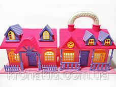 Игровой набор дом и музыкальная машина для кукол Лол  / Lol дом ТМ 924 / аналог, фото 3