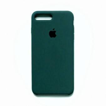 Силиконовый чехол Original Case Apple iPhone 7 Plus / 8 Plus (01), фото 2