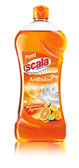 Средство для мытья посуды Цитрусовые Scala 750 ml