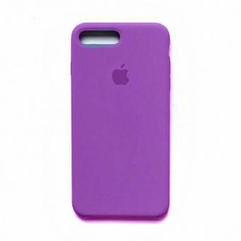 Силиконовый чехол Original Case Apple iPhone 7 Plus / 8 Plus (28) Красный, фото 2