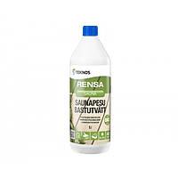 Teknos Rensa Sauna очищающее средство для очистки любых поверхностей в саунах и санузлах 1 л