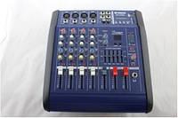 Аудио микшер Mixer BT 4200D  c bluetooth, Микшерный пульт, Звуковой пульт, Стерео пульт, Микшер усилитель